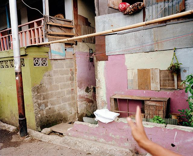 , 'In an Alley, Jakarta,' 1987/ca. 1988, Taka Ishii Gallery