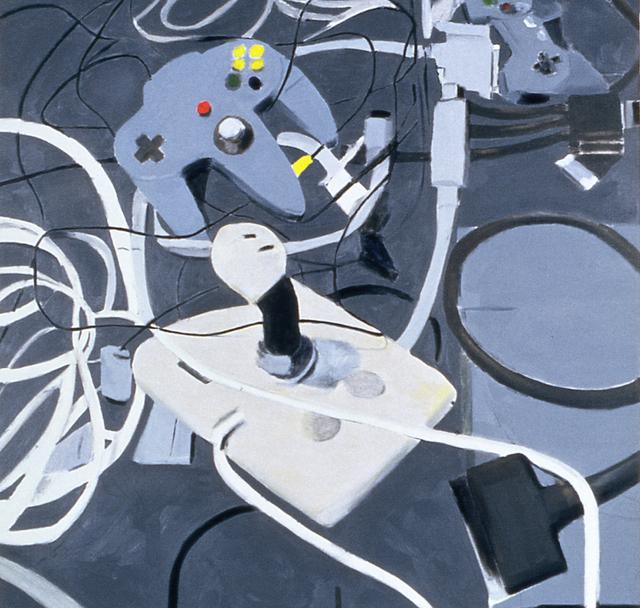 Miltos Manetas, 'Peripherals (Joystick, Nintendo & Playstation)', 1998, PLUTSCHOW GALLERY