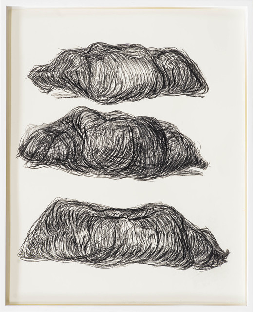 , 'Three Sleeping Figures,' 2015, Rosamund Felsen Gallery