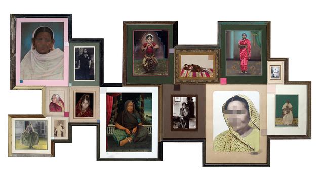 Nandan Ghiya, 'FEMALE INDROID', 2012, Exhibit 320