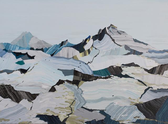 , 'Mt Washington, Oregon,' 2018, Linda Hodges Gallery