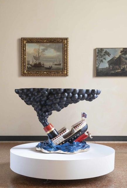 Studio Job, 'Sinking Ship', 2016, Carpenters Workshop Gallery