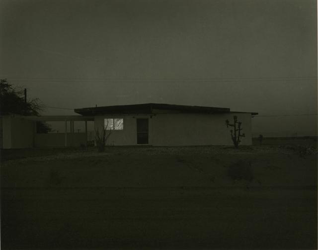 Mark Ruwedel, 'Dusk #59', 2012, Photography, Gelatin Silver Print, Yossi Milo Gallery