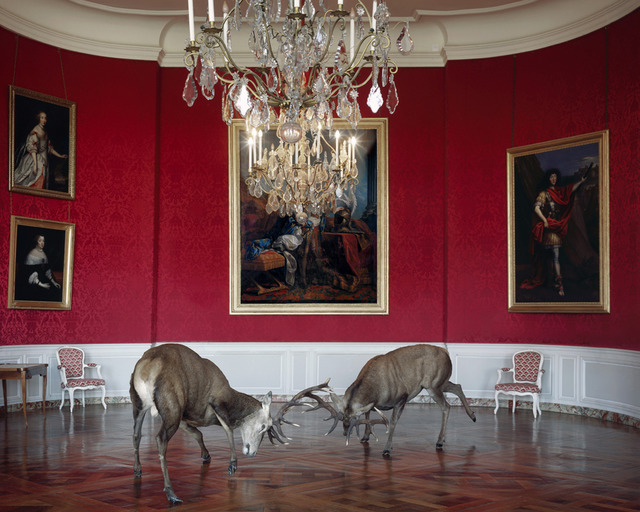 """, 'The Kings Reception.From the series """"Fables"""",' 2006, Danziger Gallery"""