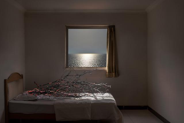 , 'Warm Bed,' 2014, Between Art Lab