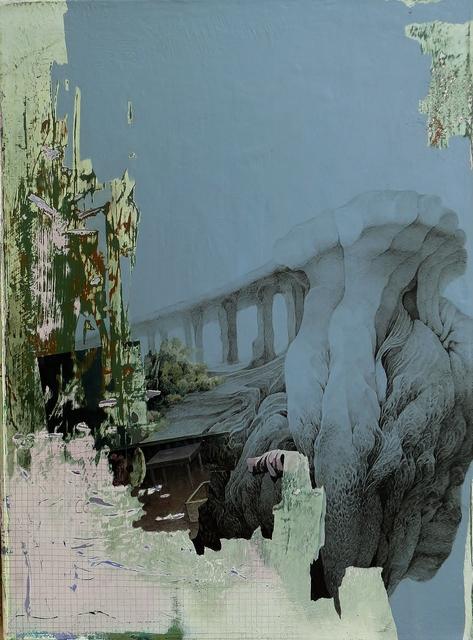 , 'Lumière de 17h,' 2017, Galerie Maria Lund