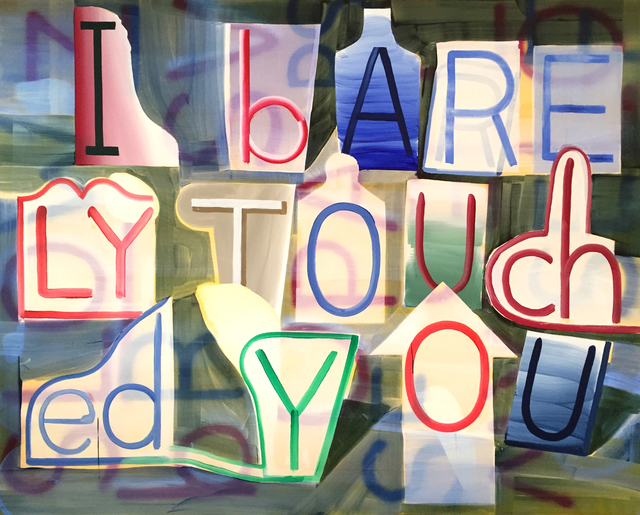 , 'I Barely Touched You ,' 2017, Edward Thorp Gallery