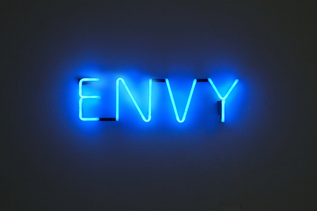 , 'ENVY,' 2015, Karma International