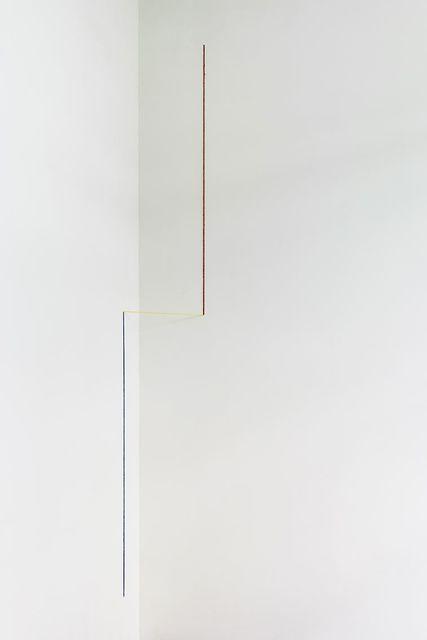 Fred Sandback, 'Untitled', 1990, PROYECTOSMONCLOVA