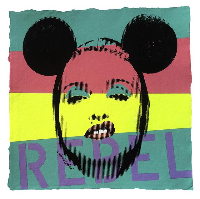 , 'Pop Icon No. 96 - Rebel,' 2015, Collezionando Gallery