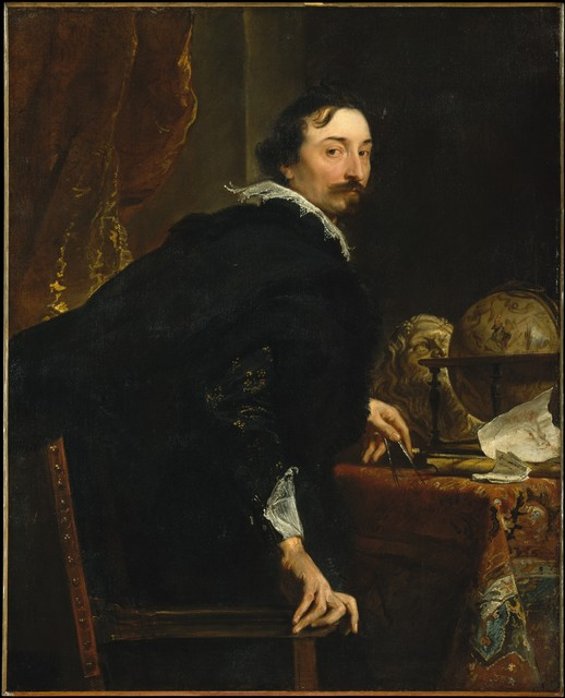Anthony van Dyck, 'Lucas van Uffel (died 1637)', ca. 1622, The Metropolitan Museum of Art