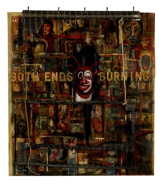 , 'Both Ends Burning,' 2017, ACA Galleries