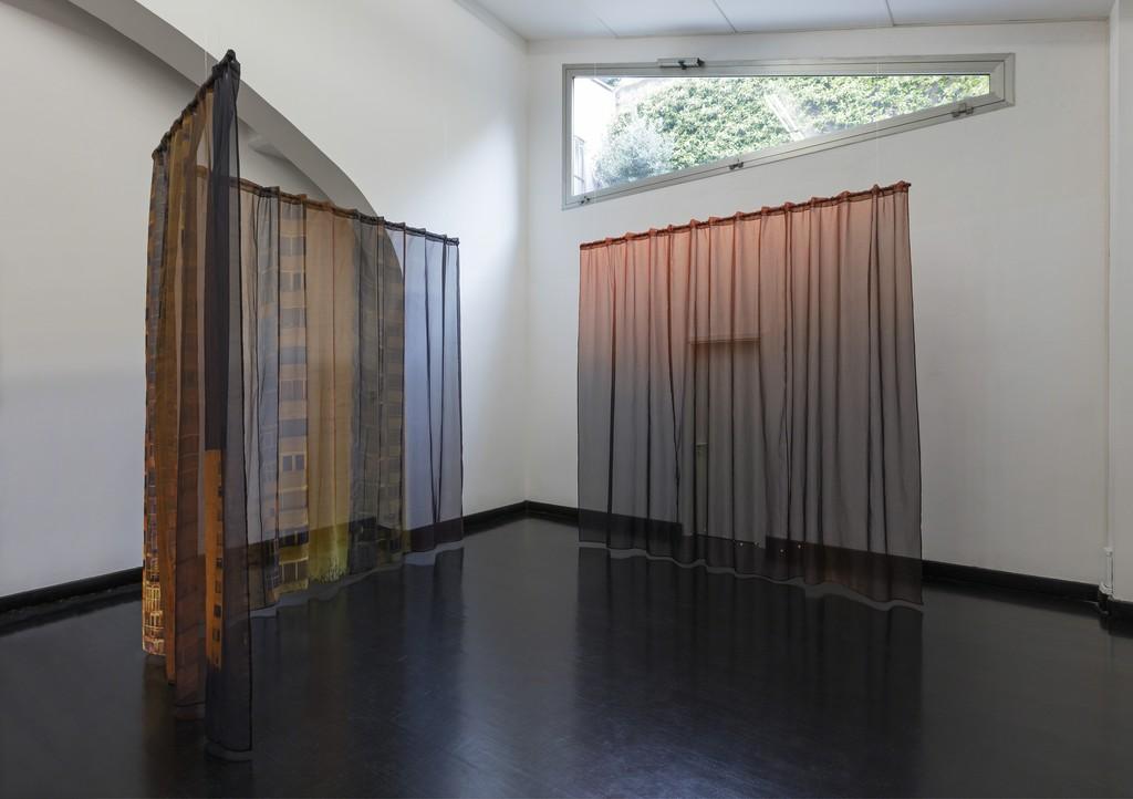 Igor Eskinja, Efemeropolis, Installation view, Photo: Antonio Maniscalco.