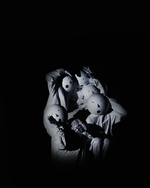 , 'Dark Room, Cuidado,' 2002, Baró Galeria