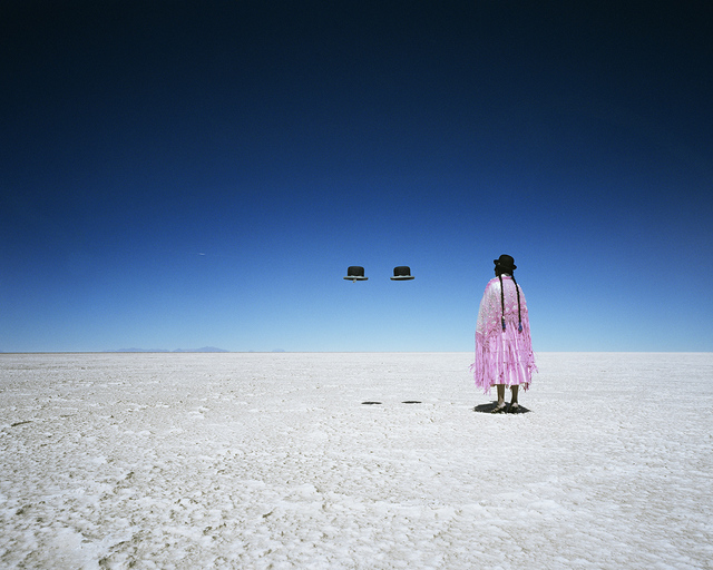 Scarlett Hooft  Graafland, 'Pink Lady', 2015, Photography, Inkjet print mounted on Dibond, Galerie XII