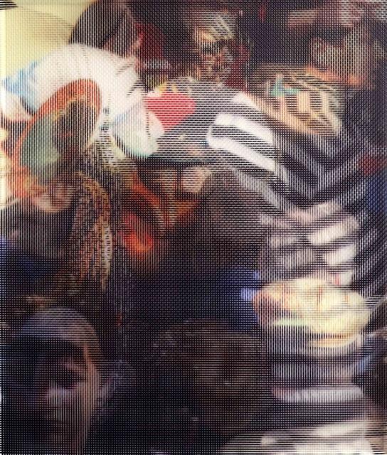 , 'Volddpektakel,' 2012, Gallery Elena Shchukina