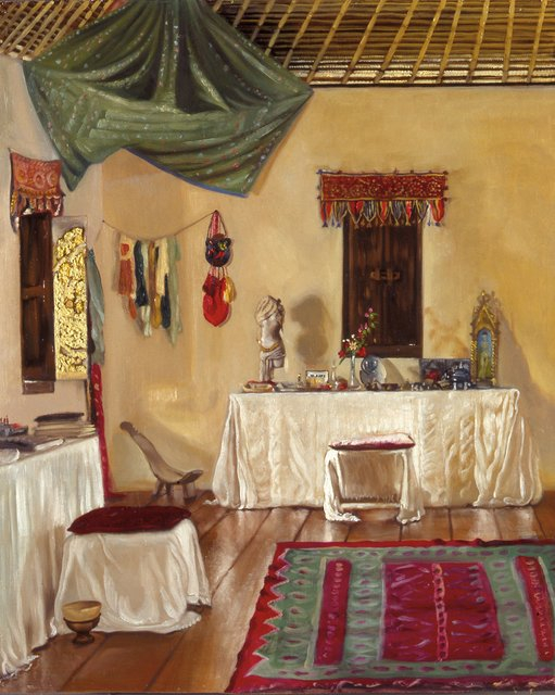 , 'Ru Wang's Dressing Table,' 1992, The Noble Sage Collection