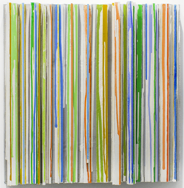 Stephen Walling, 'Dribbles and Drips', 2019, Carrie Haddad Gallery