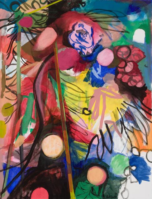 , 'A Garden in the Studio,' 2017, Hollis Taggart