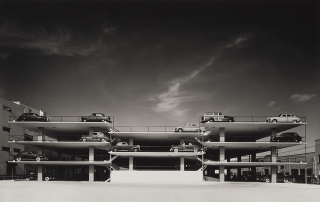 Ezra Stoller, 'Miami Parking Garage, Robert Law Weed and Associates, Miami, FL', 1948-1949, Phillips