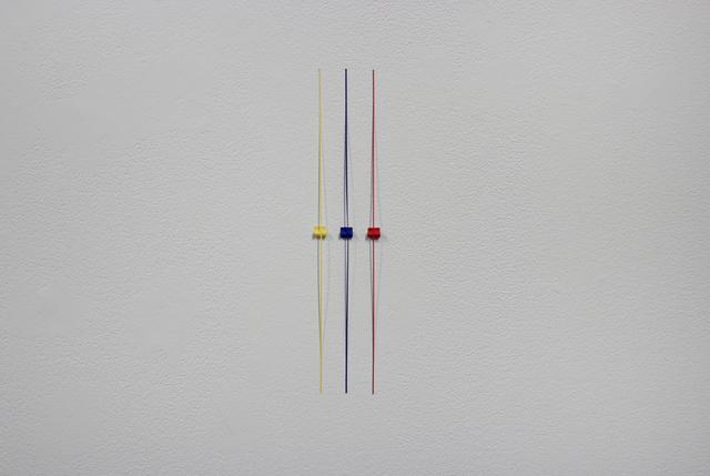 , 'Four,' 2016, Josée Bienvenu