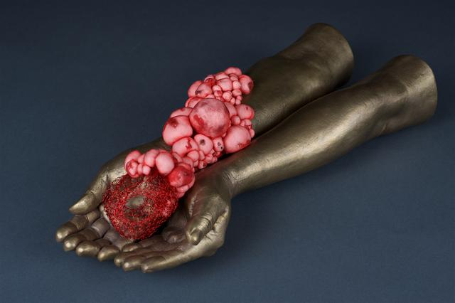 Chiharu Shiota, 'In the Hand', 2019, Templon