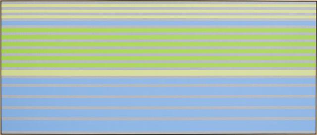 , 'Serenade in Blue,' 2003, Pace Gallery