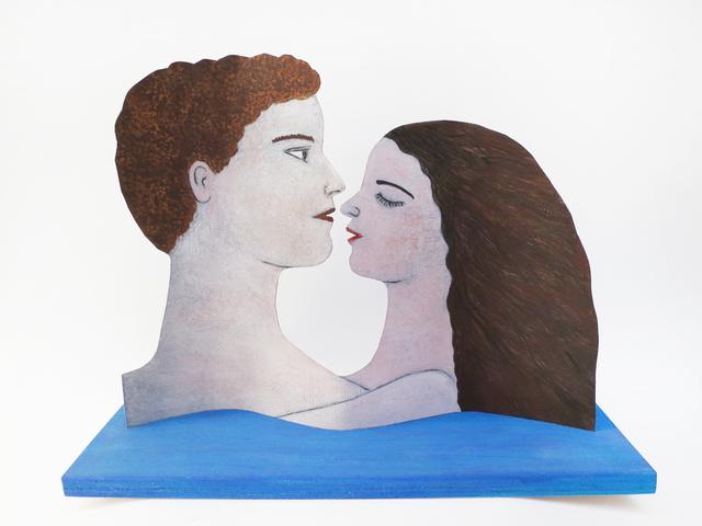 , 'Le baiser,' 2012, Modernism Inc.