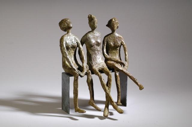 , 'LES BAVARDES,' , ARTEMISIA GALLERY