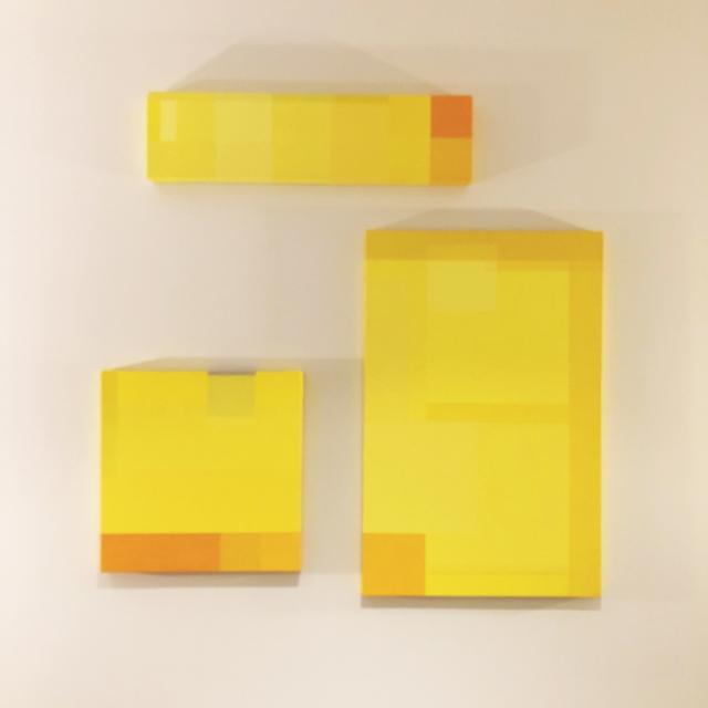 , 'Untitled (triptych),' 2017, ARTSOLAR