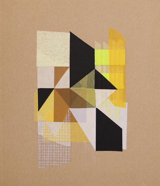 Anna Taratiel (OVNI), 'Collage I', 2013, sc gallery