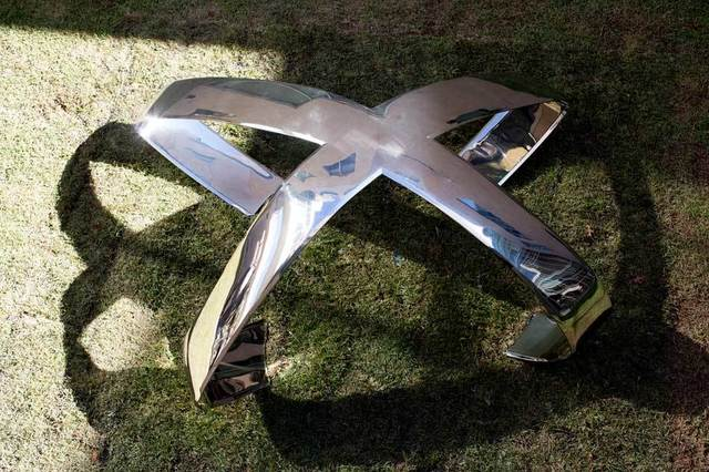 , 'X,' 2013, Nasher Sculpture Center