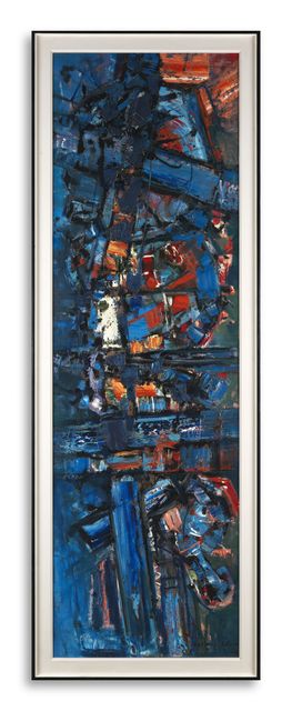 , 'Blue Nucleating,' 1962, Whitford Fine Art