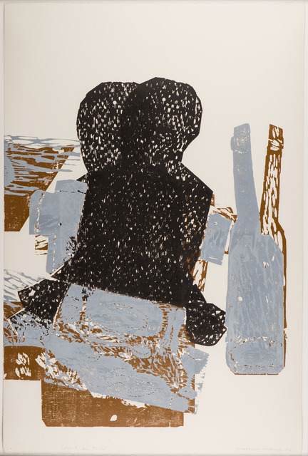 , 'Sitzend, Am Tisch (Sitting, At the Table),' 1991, Childs Gallery