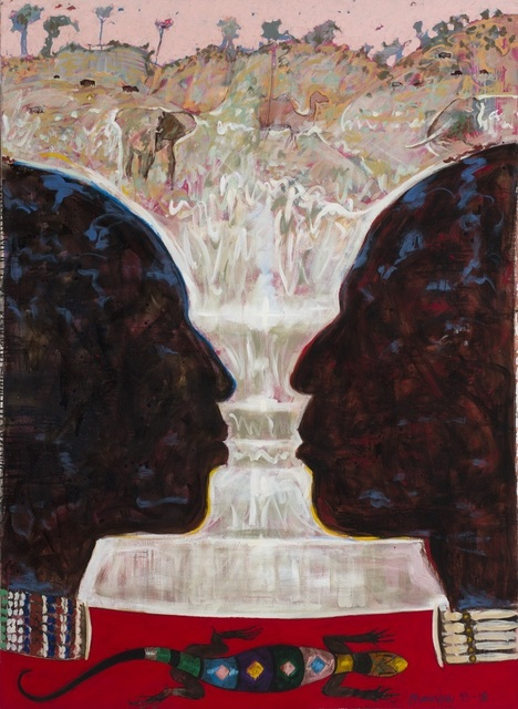 , 'Warrior's Cup,' , Gerald Peters Contemporary