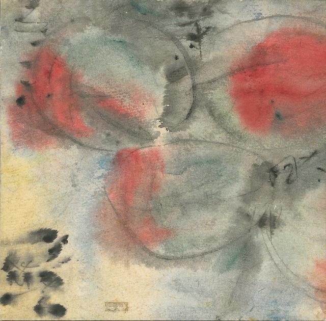 , '獻給大羽老師,' 1986, Lin & Lin Gallery
