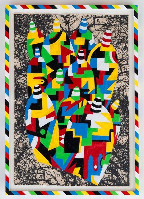 , 'Pleasure Vessel (Boob Forest),' 2014, PLUTSCHOW GALLERY