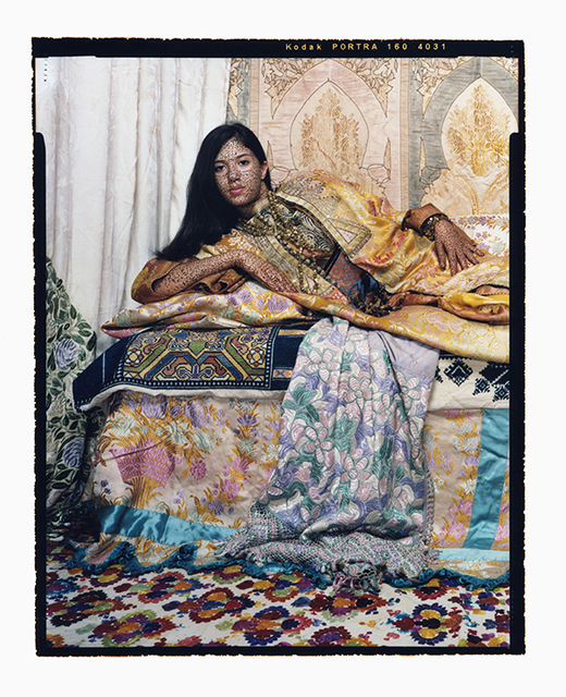 , 'Harem Revisited #32B,' 2012, Leila Heller Gallery