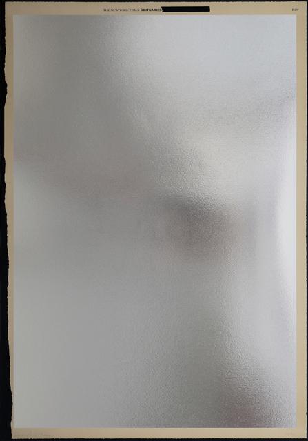 , 'Mirror,' 2016, Polígrafa Obra Gráfica