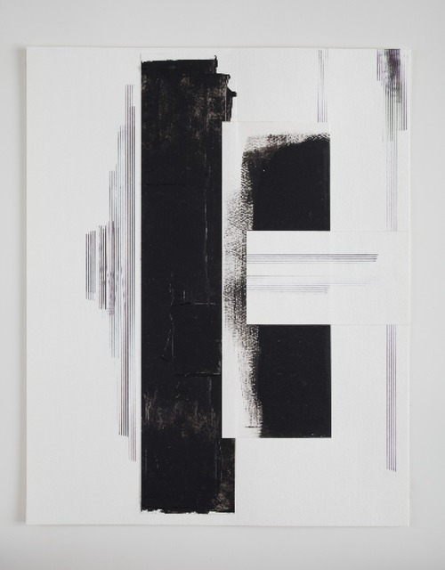 , 'Score for Sustained Blackness Set 2,' 2014, Contemporary Arts Museum Houston
