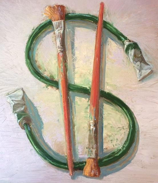 , 'Green curve,' 2016, Regina Gallery