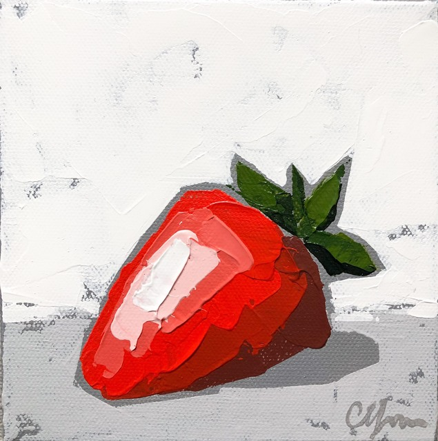 Christie Younger, 'Little Strawberry', 2019, Shain Gallery