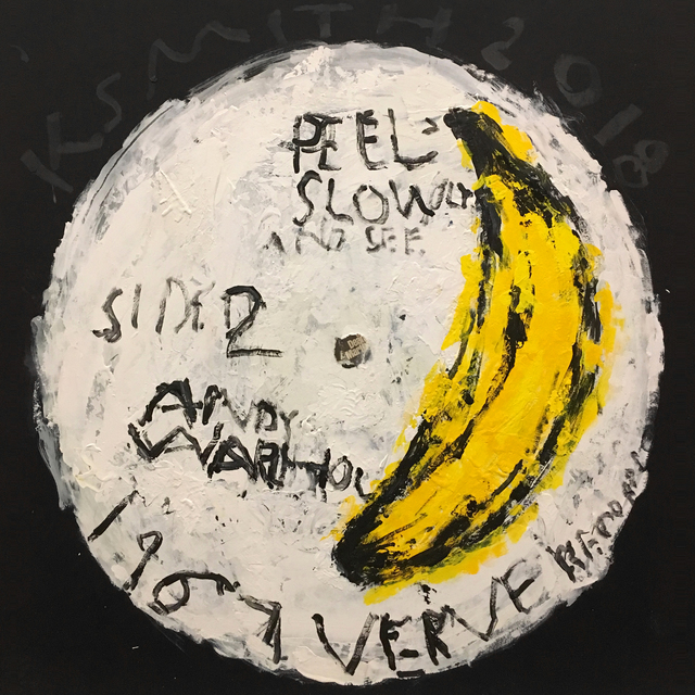 ", '""Velvet Underground/ Nico"",' 2018, Parlor Gallery"