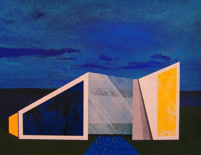 , 'Blade House,' 2012, Susan Eley Fine Art