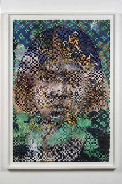 , 'Cracked Reamker,' 2017, Shoshana Wayne Gallery
