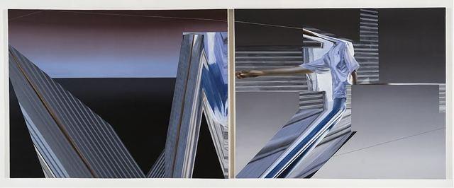 , 'Marcher à rebour,' 2015, Art Mûr