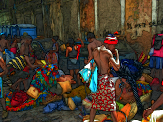 , 'Bonecos no Carnaval de Salvador,' , Galeria Tina Zappoli