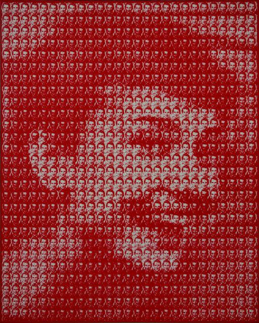 , 'Audrey Hepburn (Gregory Peck),' 2013, Leehwaik Gallery