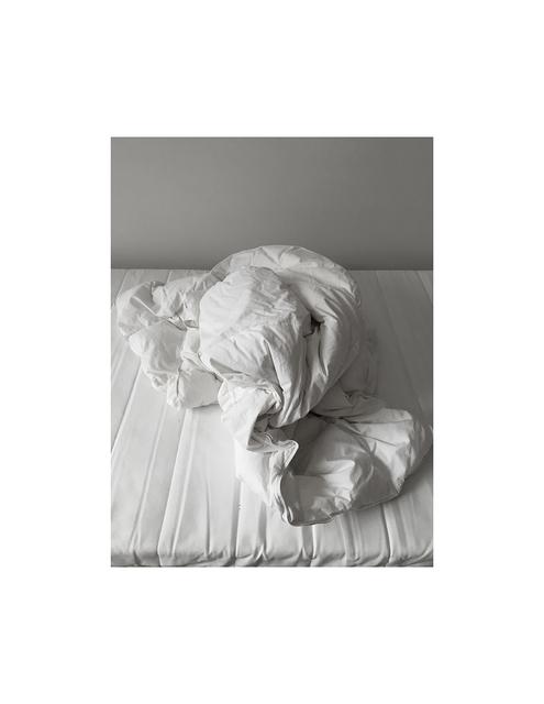 Maude Arsenault, 'Tout en boule sur le lit', 2018, The Print Atelier