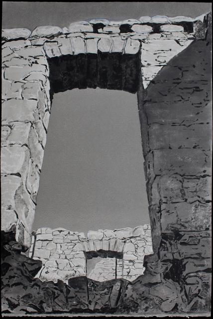Agnes Murray, 'Approaching Slains Castle, #12', 2013, Tabla Rasa Gallery